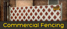 We Are Connecticut's Commercial Fencing Experts! - Learn More