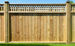 Creative, attractive solutions for any fence by Reliable Fence CT