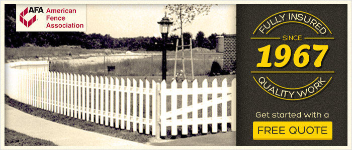 Reliable Fence CT is Fairfield and New Haven Counties's Trusted Fence Company