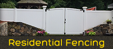 We Are Greater Connecticut Residential Fencing Experts! - Learn More